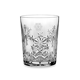 Waterford® Crystal Snowflake Wishes Goodwill 3rd Edition Double Old Fashioned Glass in Clear