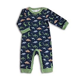 Modern Baby Dino Coverall