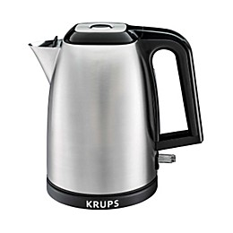 Krups® 1.7-Liter Savoy Electric Kettle in Stainless Steel