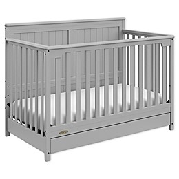 Graco® Hadley 4-in-1 Convertible Crib with Drawer