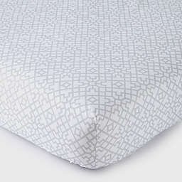 Levtex Baby® Geometric Fitted Crib Sheet