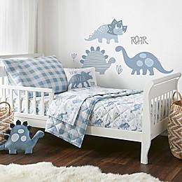 Levtex Baby Dino Toddler Bedding Set in Blue