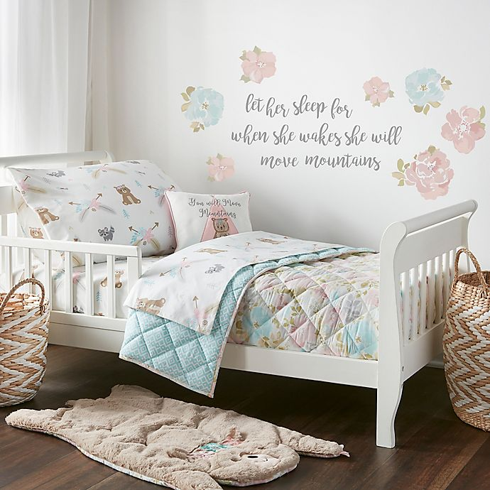 Alternate image 1 for Levtex Baby Malia Toddler Bedding Set in Pink