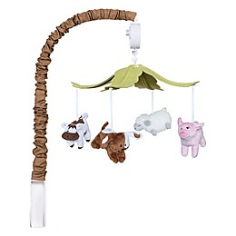 Trend Lab® Baby Barnyard Musical Mobile