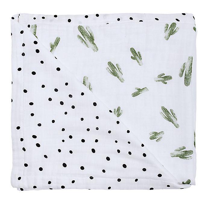 Alternate image 1 for Bebe Au Lait® Luxury Stroller Blanket
