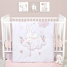 Sammy & Lou 4-Piece Cottontail Cloud Crib Bedding Set