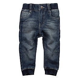 Levi's® Waverly Knit Denim Toddler Jogger in Blue