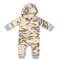 Baby Starters® Hooded Coverall in Camo