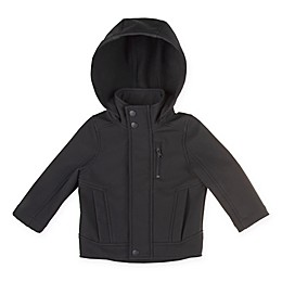 Urban Republic Soft Shell Toddler Jacket in Black