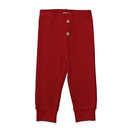 Planet Cotton® Cotton Thermal Pants in Red