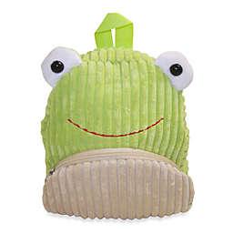 Cuddlepack Frog Backpack