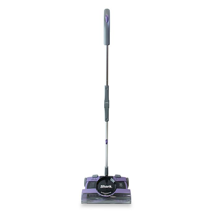 Alternate image 1 for Shark®  13-Inch Rechargeable Floor and Carpet Sweeper