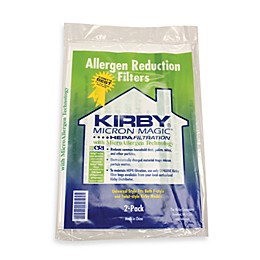 """Kirby® 2-PackSize """"F""""Vacuum Bags for New Sentria Vacuums"""
