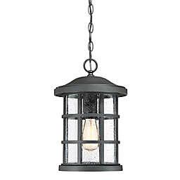 Quoizel® Crusade Large Hanging Outdoor Lantern
