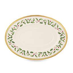 Lenox® Holiday™ 16-Inch Oval Platter