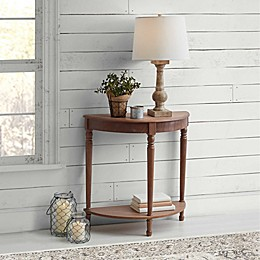 Bee & Willow™ Home Half Round Accent Table