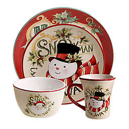 Certified International Believe Dinnerware and Serveware Collection