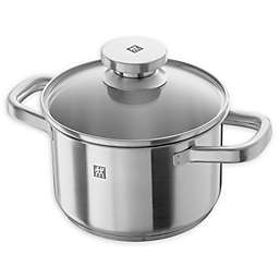 Zwilling® J.A. Henckels Joy Stainless Steel Covered Sauce Pot