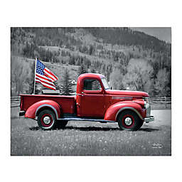Courtside Market™American Made I 30-Inch x 40-Inch Canvas Wall Art