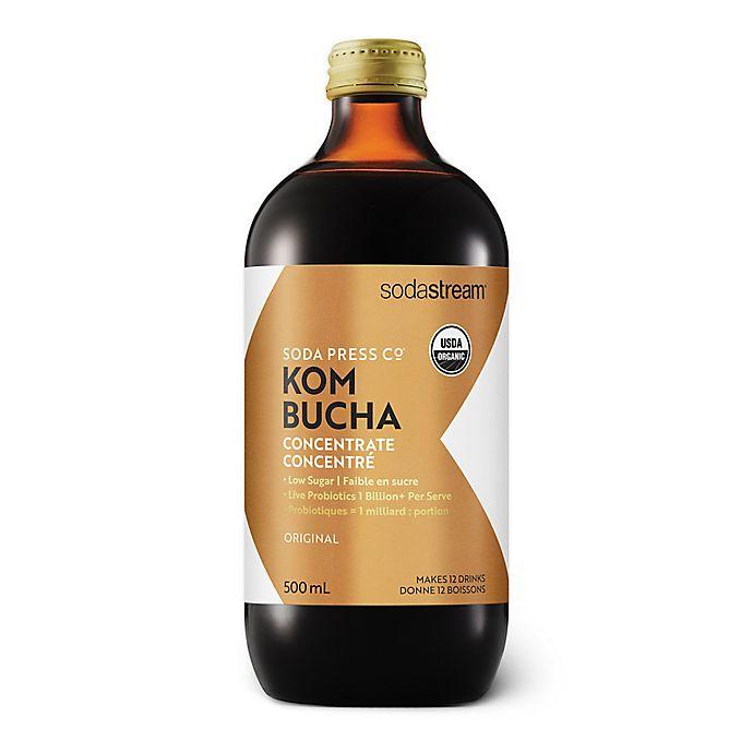 Alternate image 1 for SodaStream® Soda Press Kombucha Concentrate