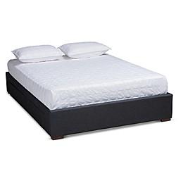 Baxton Studio® Rhett 4-Drawer Platform Storage Bed