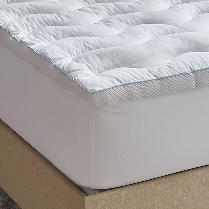 Alternate image 1 for Therapedic® Cool and Fresh Fiberbed