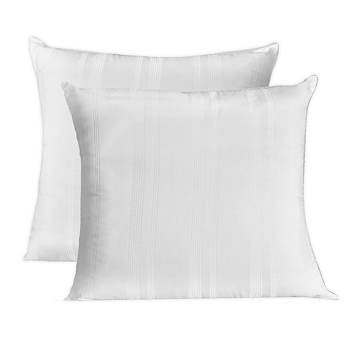 Alternate image 1 for SALT™ 2-Pack Euro Square Pillow