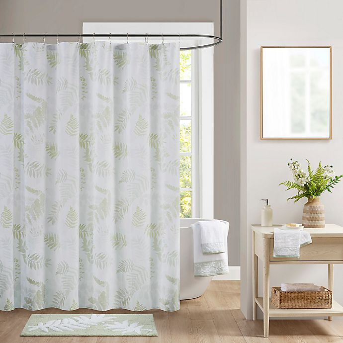 Alternate image 1 for Bee & Willow™ Home Glendale Shower Curtain Collection