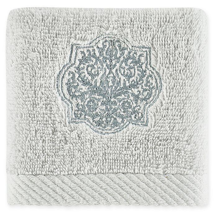 Alternate image 1 for J. Queen New York™ Corina Fingertip Towel in Spa