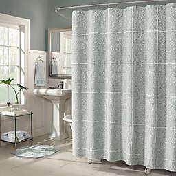 J. Queen New York™ 72-Inch x 84-Inch Corina Shower Curtain in Spa
