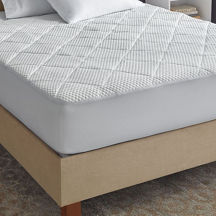 Alternate image 1 for Therapedic® TruCool® Full Mattress Pad