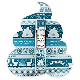 Poo-Pourri® Bow and Go Gift Box 2 oz. Toilet Spray in Original Citrus
