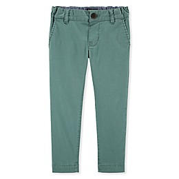 OshKosh B'gosh® Toddler Twill Pants in Seafoam Green