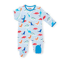 EMC2 Dino Doodles Magnetic Footie in Blue