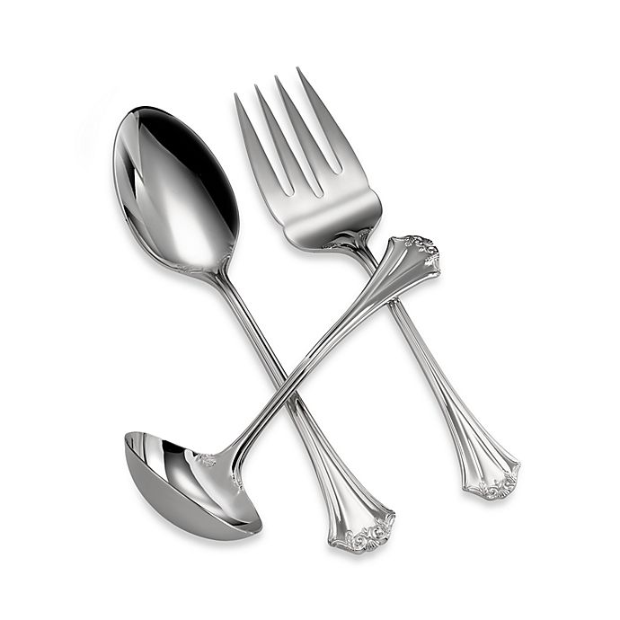 Alternate image 1 for Reed & Barton® Country French 3-Piece Serving Set