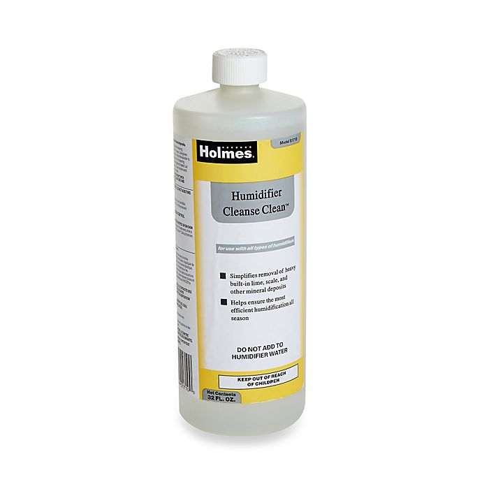 Holmes 174 Universal Humidifier Cleaning Solution Bed Bath