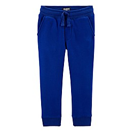 OshKosh B'gosh® Classic Fit Fleece Pant in Royal Blue