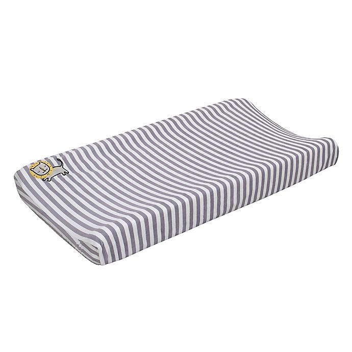 Alternate image 1 for Roarsome Lion Changing Pad Cover