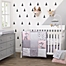 Part of the Little Love by NoJo® Sweet Deer Crib Bedding Collection in Grey/Pink