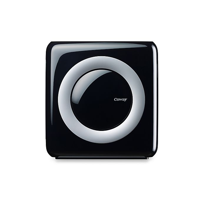 Coway Mighty Smarter Air Purifier In Black Bed Bath Amp Beyond