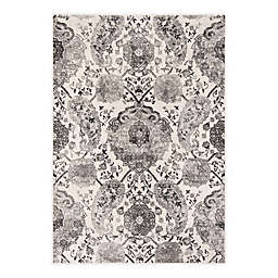 Safavieh Madison Gilly 3' x 5' Area Rug in Silver