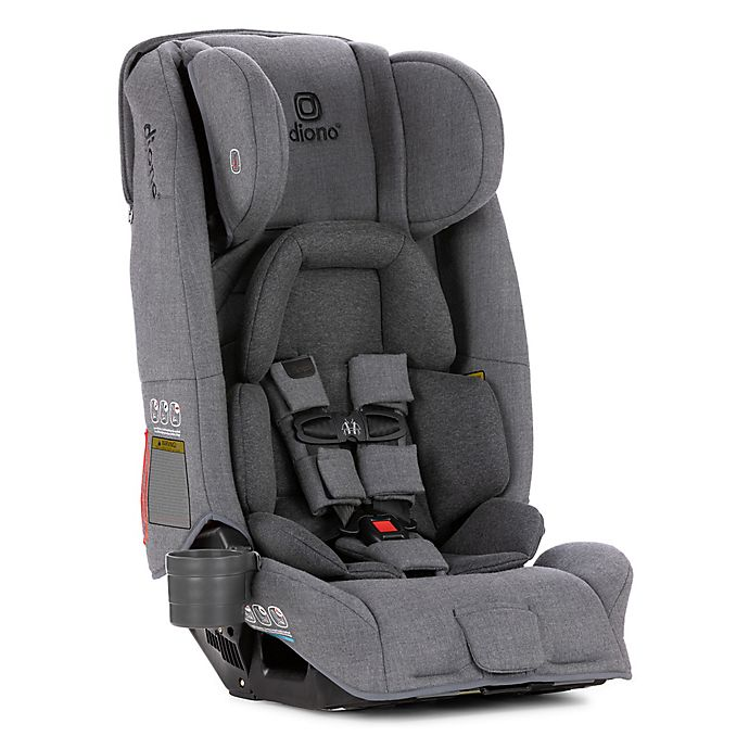 Alternate image 1 for Diono® Radian® 3RXT Convertible Car Seat in Grey Dark Wool