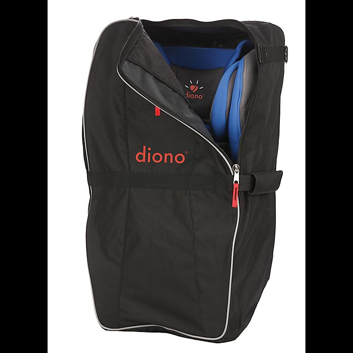 Alternate image 1 for Diono® Radian Car Seat Travel Bag in Black