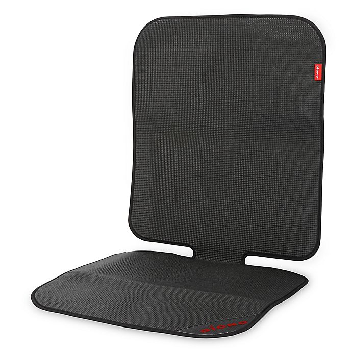 Alternate image 1 for Diono® Grip It Car Seat Protector in Black