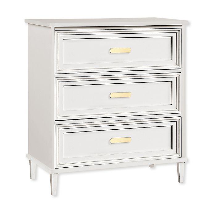 Alternate image 1 for Marmalade™ Kingsley 3-Drawer Dresser in White