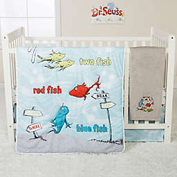 Dr. Seuss™ One Fish, Two Fish Baby Bedding Collection