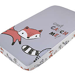 Little Love by NoJo® Lil Fox Fitted Crib Crib Sheet
