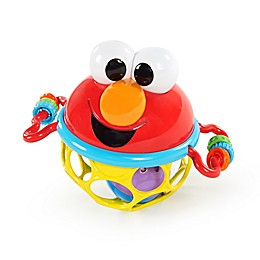 Bright Starts™ Jingle & Shake Elmo™ Easy Grasp Rattle