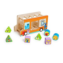 Bright Starts™ Foodie Truck Fun™ Wooden Shape Sorter Toy