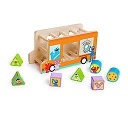 Bright Starts™ Foodie Truck Fun™ Wooden Shape Sorter Toy